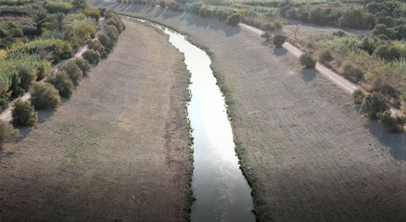 CHS recibe duras críticas actuaciones conservación Segura Benejúzar