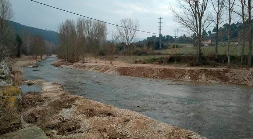 ACA finaliza 80% actuaciones previstas inundaciones pasado otoño