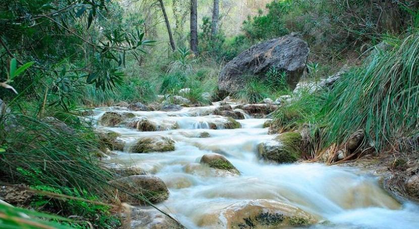 río Chíllar, más seguro gracias plan protección incencios forestales
