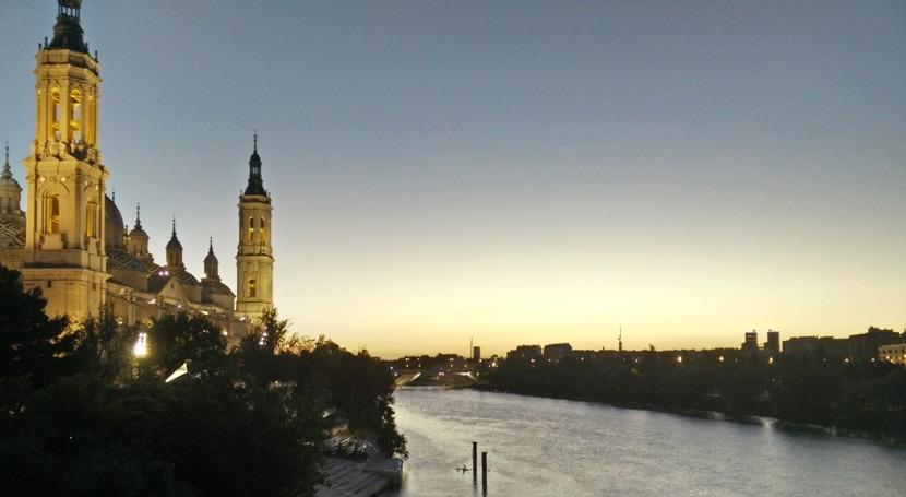 Al Ebro cuesta respirar