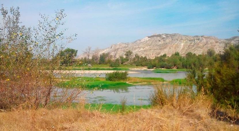 Entidades cuenca Ebro defienden plan gestión sedimentos
