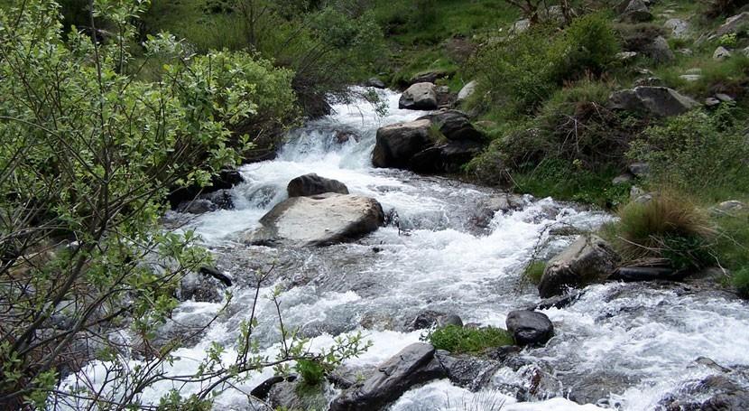 marcha Plan Restauración ríos cuencas altas Genil y Guadiana Menor