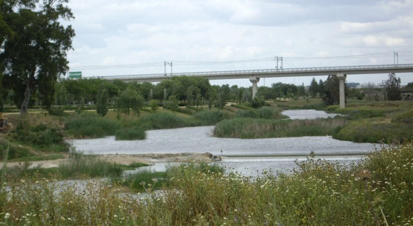 río Guadaíra, afectado nuevo vertido incontrolado