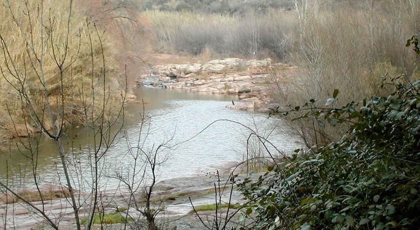 Cataluña destinará 1,5 millones 6 años conservación y recuperación medio fluvial
