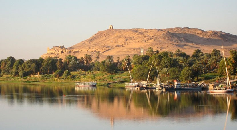 Compartiendo experiencias gestión escasez recursos hídricos Egipto