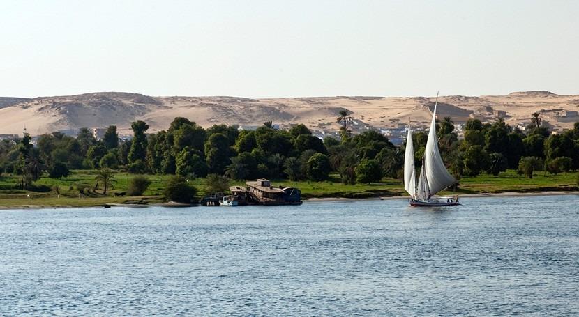 Egipto importará más agua que obtiene Nilo diez años