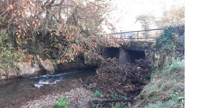 CHC concluye actuaciones mantenimiento y saneamiento río Pra