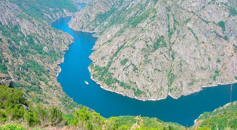 Inversión 1,7 millones Plan Gestión Riesgo Inundación cuenca Miño-Sil