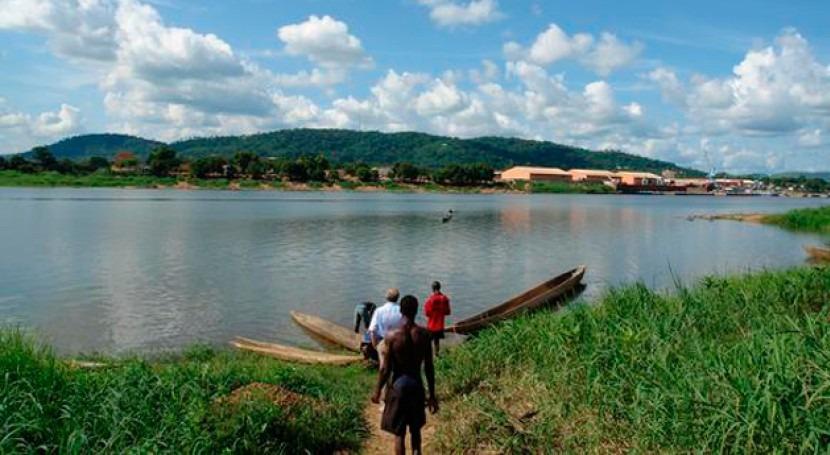 brote cólera río Ubangui deja al menos 16 muertos República Centroafricana