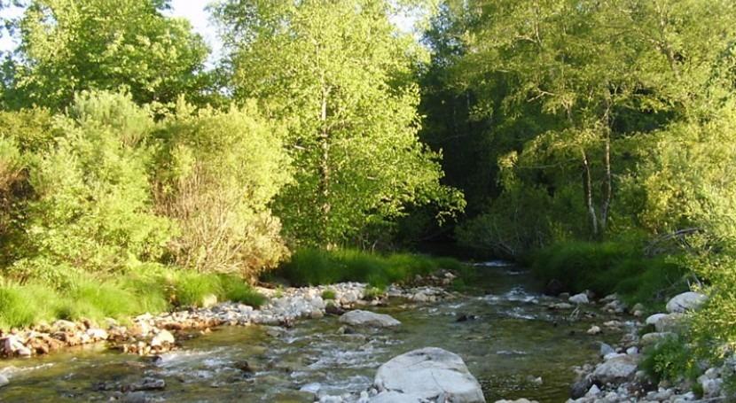 """80% ríos gallegos gozan """"buena salud"""""""