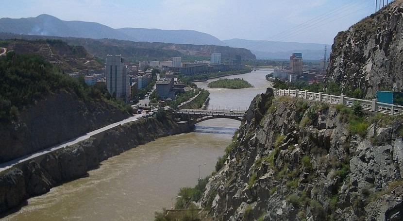 sedimentos río Amarillo podrían reescribir teoría tectónica placas
