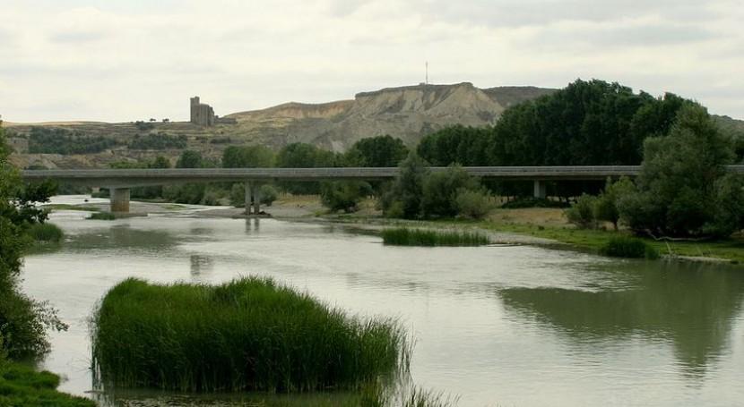 Navarra designa tramo medio río Aragón Zona Especial Conservación