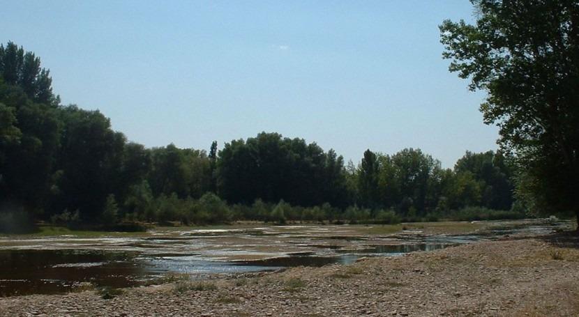 14 ríos, nivel alarma paso Burgos, León, Palencia, Soria y Zamora