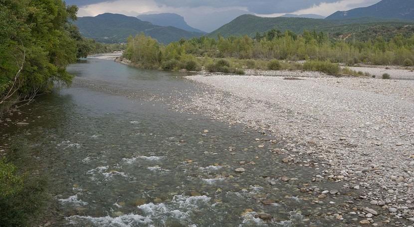 Se reanuda actividad central Barrosa (Bielsa, Huesca) reparación