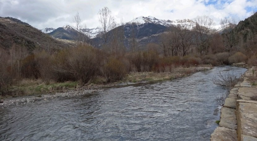 Confederación Ebro publica último diagnóstico estado masas agua tipo río