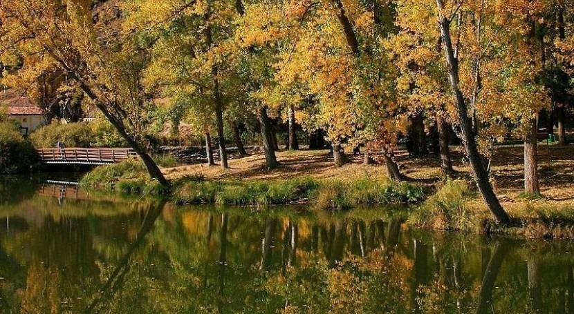 Río Duero a su paso por Soria (Wikipedia/CC)