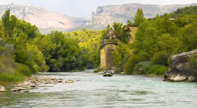 Río Gállego (fuente: Movimiento LindaNo)