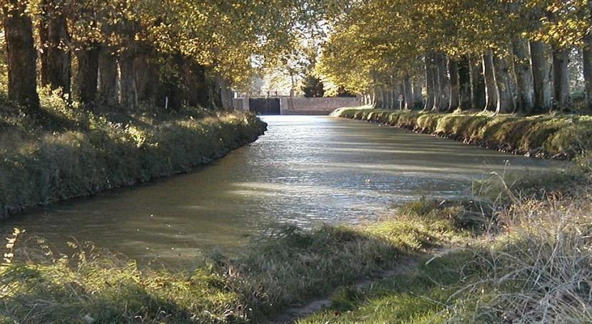 Río Garona (Wikipedia/CC).