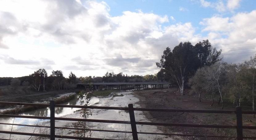Diversos colectivos se unen manifiesto recuperación río Guadalete