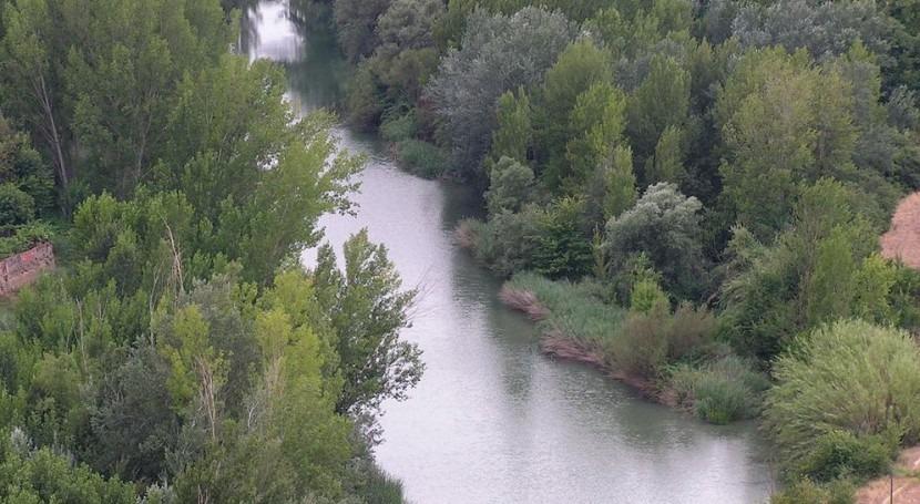 Río Guadalope a su paso por Alcañiz (Wikipedia Commons/CC):