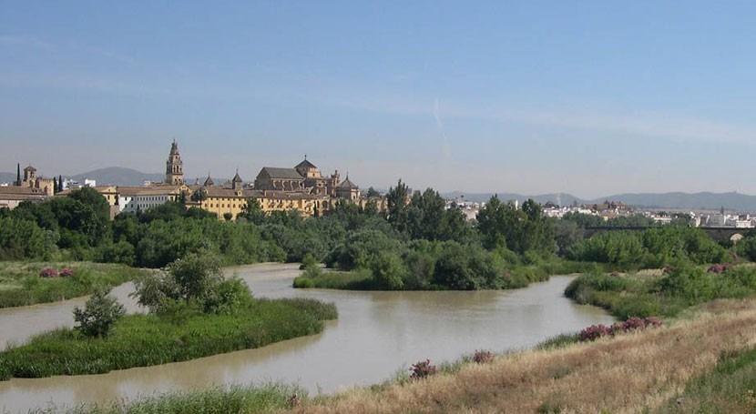 marcha obras conservación y mantenimiento cauces zona Córdoba