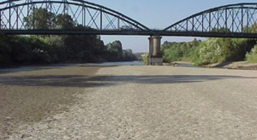 Piden actuar desembocadura Guadiaro evitar mortandad peces