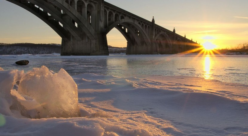 Río Susquehanna en USA (John Flinchbaugh en Flickr/CC)