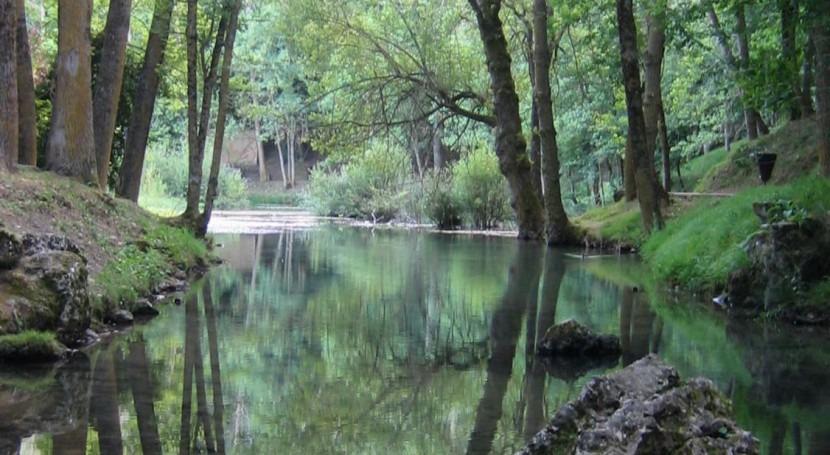 Comienza ejecución parque fluvial ríos Híjar y Ebro