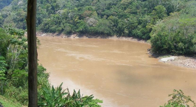 Río Huallaga (Wikipedia Commons/CC).