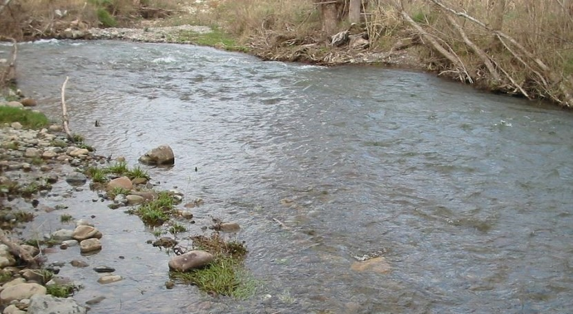 Río Leza (Wikipedia/CC).