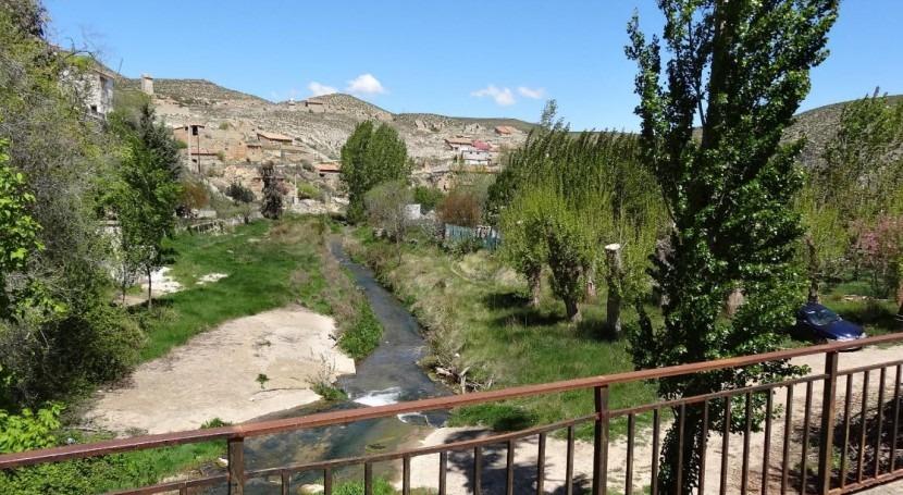 Conociendo cuenca Ebro: cañones río Martín