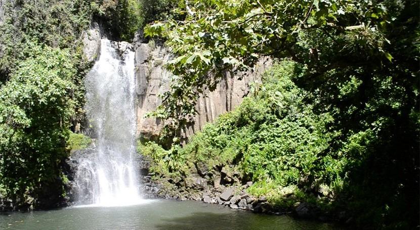 Conoce impresionantes cascadas Cuenca río Necaxa México