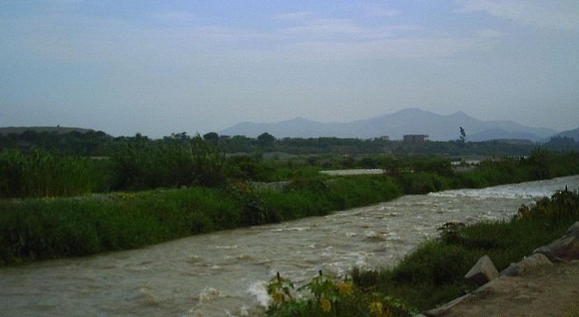 Río Rímac (Wikipedia/CC).