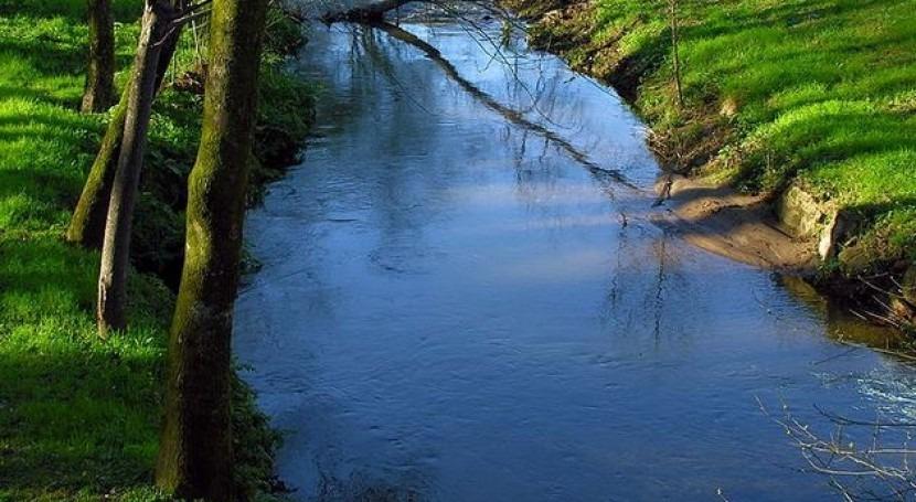Imagen del Río Sar (Xunta de Galicia)
