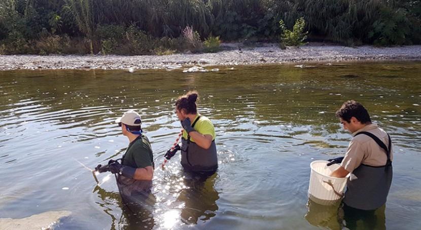 investigación UPV predice importante reducción agua disponible río Serpis