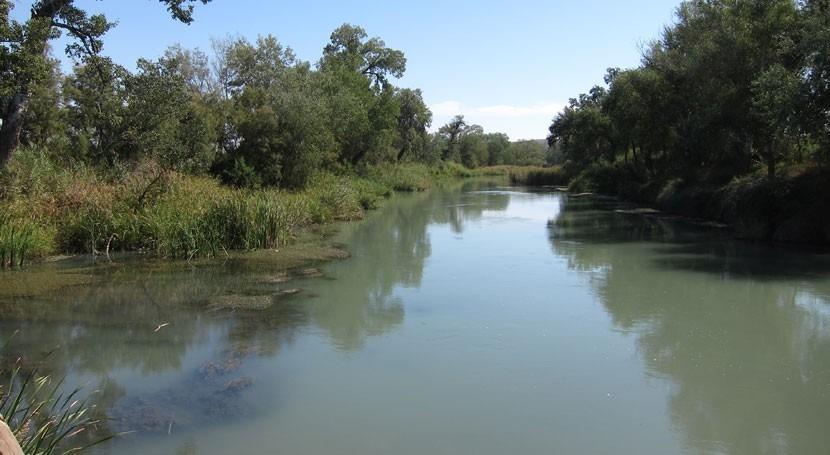 Nuevo trasvase 20 Hm3 través acueducto Tajo-Segura octubre