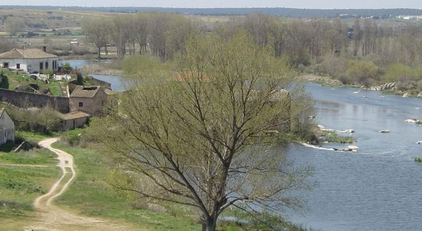 proyecto Tormes+ impulsará mejora riberas río