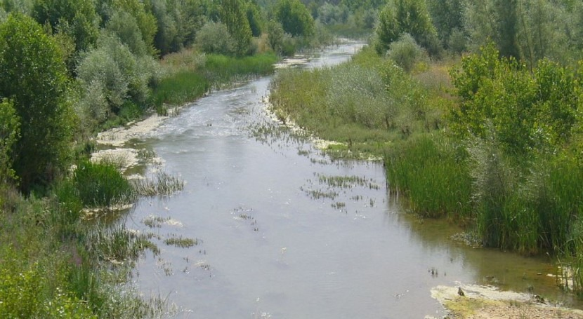 Inversión 20 millones euros convertir regadío vegas bajas río Valdavia