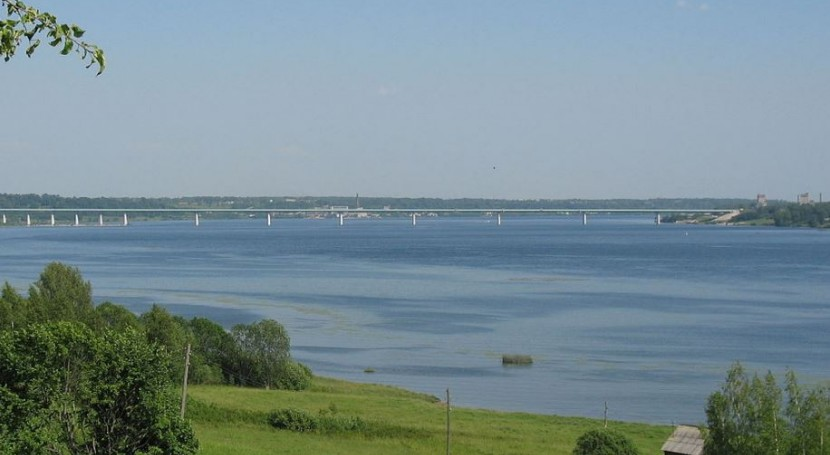 ¿Cuál es río más largo Europa?