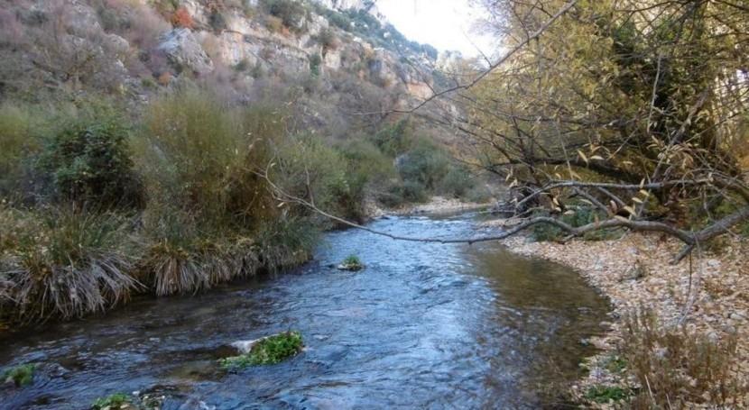 Reservas Naturales Fluviales, cuenca Segura protege tesoros
