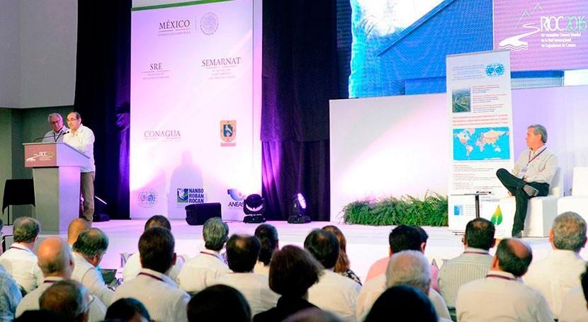 México, presidente Red Internacional Organismos Cuenca 2019