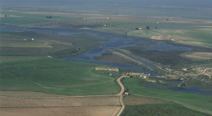 MAPAMA licita plan riesgo inundación demarcación Guadiana