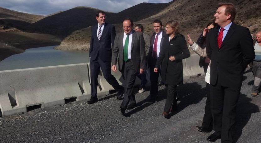 """García Tejerina: """" política hidráulica este Gobierno es cumplimiento nuestras obligaciones UE"""""""