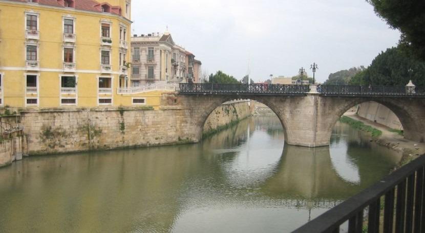 Integrar río Segura ciudad Murcia, objetivo acuerdo Ayuntamiento y CHS