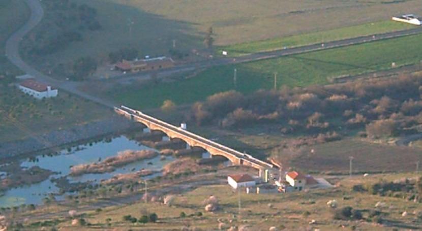 Ecologistas denuncia que CHG no respeta caudal ecológico río Matachel