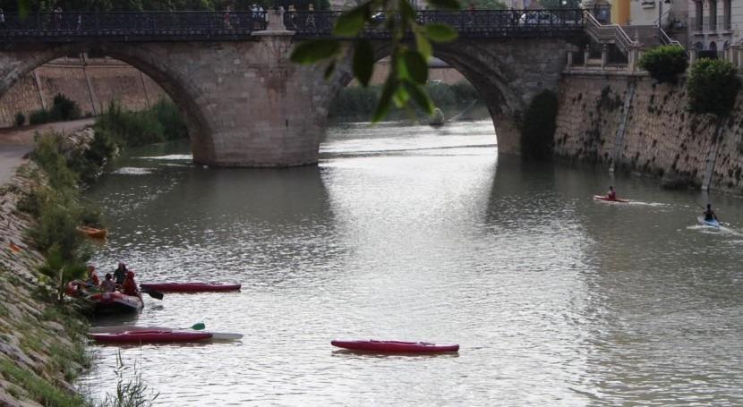 Dos proyectos restauración fluvial ríos Segura y Aragón, mejores Europa