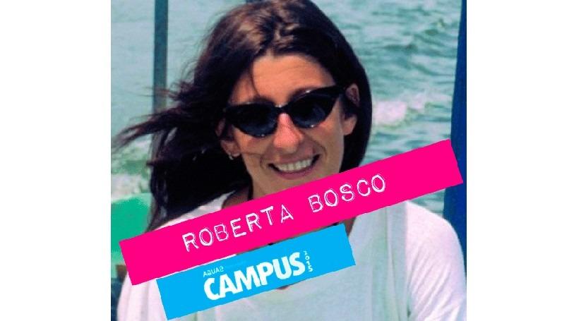 arte Edad Silicio, Roberta Bosco Aquae Campus