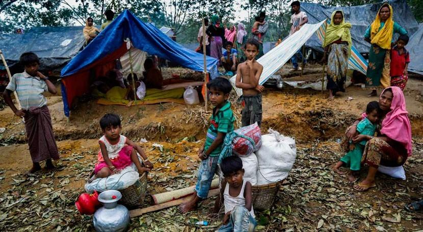 Crisis Rohingya: Llamamiento ampliar suministro agua segura y mejorar saneamiento