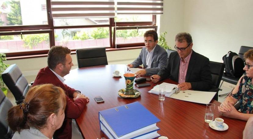 Nuevo contrato Rumania mejorar infraestructuras agua y saneamiento Cluj