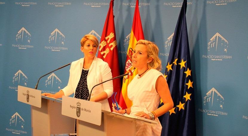 Murcia creará filtro verde Rambla Albujón evitar contaminación Mar Menor